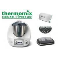 Thermomix TM5 Hobbykok pack