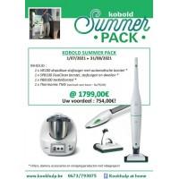 Kobold en Thermomix TM5 Summer Pack 2021