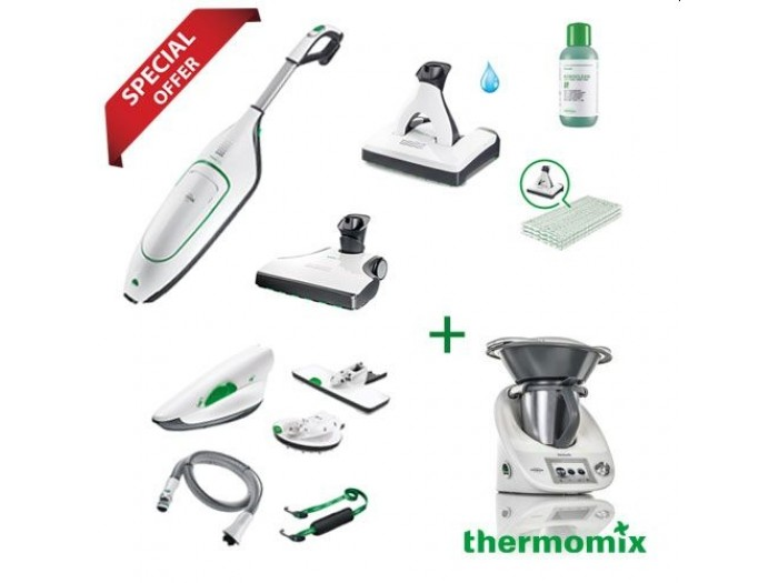 Kobold en Thermomix TM5 B en B Promo KIT