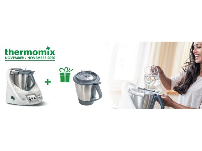 Thermomix TM5 + 2 de Beker GRATIS
