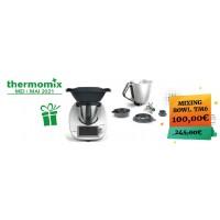 Thermomix TM6 promotie Mei met extra 2 de beker