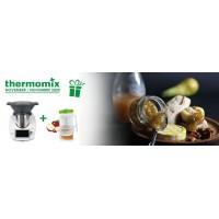 Thermomix TM6 promotie  November GRATIS Fruitpers