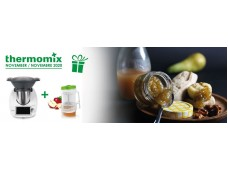 Thermomix TM6 promotie  November GRATIS Fruitpers